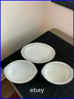 Noritake Westbrook China 8-5 pc place settings plus 3 serving pieces