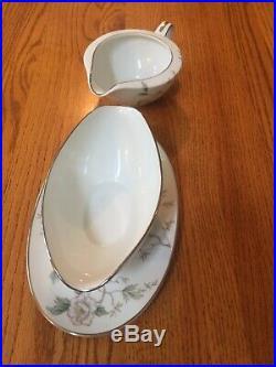 Noritake china Chatham 5502 pattern set, 71 piece, including more
