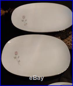 Noritake china Pasadena 6311 pattern 9 piece hotess set