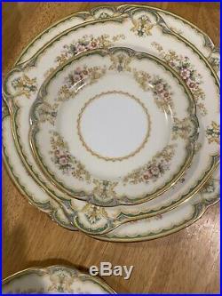 Noritake china set -Chariton 100 Years Old