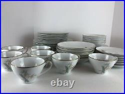 Noritake china set vintage Japan 6341 Oriental