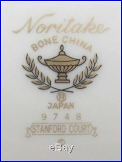 Nortiake Fine China Stanford Court 60 Pc set for 9