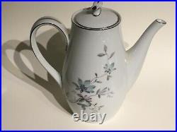 RARE VINTAGE c. 1953-1964 JAPANESE NORITAKE CHINA TEA & COFFEE SET-LORENE PATTERN