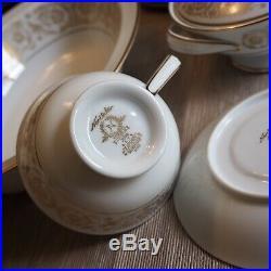 SALE! Noritake Japan 6679 Raphael 54pc Fine China Set
