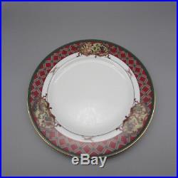 SET OF SIX Noritake China ROYAL HUNT Dinner Plates