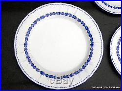 SIMPLICITY BLUE by NORITAKE FINE CHINA 20 PIECE SET DINNER FOR 4 or 8 Nice