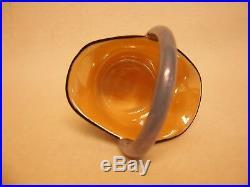 Set of 10 c1918 Noritake China EASTER BASKET LUSTERWARE Individual Salt Cellars