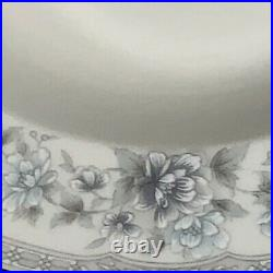 Set of 4 Noritake Buena Vista Rimmed Soup Bowls 8 1/4 China 9728 Japan