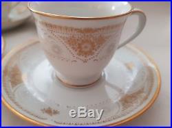 Set of Six China Teacups Noritake, Japan (Ref AB4)