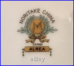 Stunning 85 Pc. Set Noritake Alrea China
