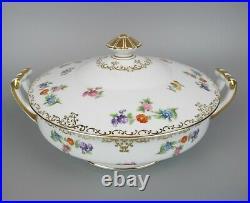 Superb vintage Noritake bone china Dinner Service Set. 6 place setting. C 1950