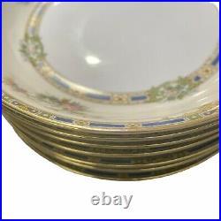Vintage China Set Noritake SEDALIA Circa 1933 set porcelain for 8 gold trim 56