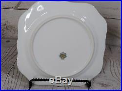 Vintage NORITAKE Porcelain Fine China set 28 PC Decorative Gold Trim Red Elegant