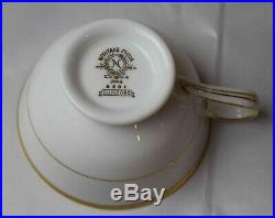 Vintage Noritake #5291 China Set, Guilford, 64 Pieces 8 Place Setting Service
