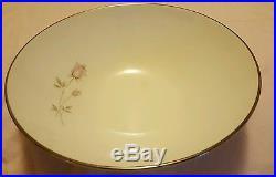 Vintage Noritake China 6311 Pattern Pasadena service for 7, 73 piece set