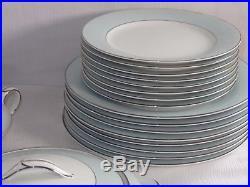 Vintage Noritake China BLUEDALE #5533 Dinnerware Set 63 Pcs Complete Service
