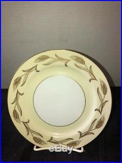 Vintage Noritake China Laura Set of 12 Dinner Plates Circa 1933-41