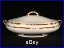Vintage Noritake China M CHANOSSA 8 Piece Serving Dish Set FREE SHIPPING