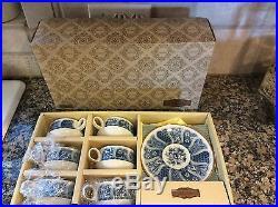 Vintage Noritake China Tea Set Japan 4795 Tea Pot Creamer Sugar Bowl Tea Cups