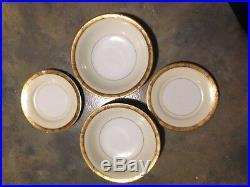Vintage Noritake China of Japan #5675 Goldkin 14 Pieces Set 2 Place Settings
