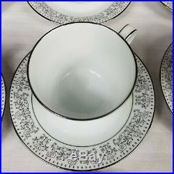 Vintage Noritake Eminence 6905 Pattern China 9 Cup's & 12 Saucer's Set