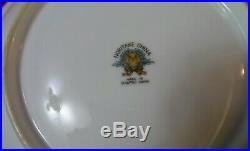 Vintage Noritake Fairmont China Dinnerware Gold Trimmed Occupied Japan 36 PC Set