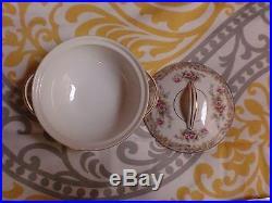 Vintage Noritake Japan Somerset #5317 China 54 Piece Set