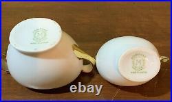 Vintage Noritake Morimura 23 Piece Childrens Hand Painted China Tea Set Japan