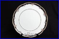 Vintage Noritake PALAIS ROYAL 5-Piece Bone China Dinner Place Setting 12 AVAIL