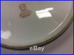 Vintage Noritake Pattern Martelle Fine China 49-Piece Dinnerware Set #80464