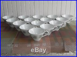 Vtg 78 Pieces of Wild Ivy by Noritake China Dinnerware Set