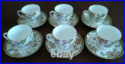 Wedgwood Oberon Six 5-piece Place Settings New With Tags (30 Pieces Total)